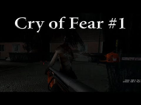 Cry of Fear #1 | Баба-пила | Vemont Game