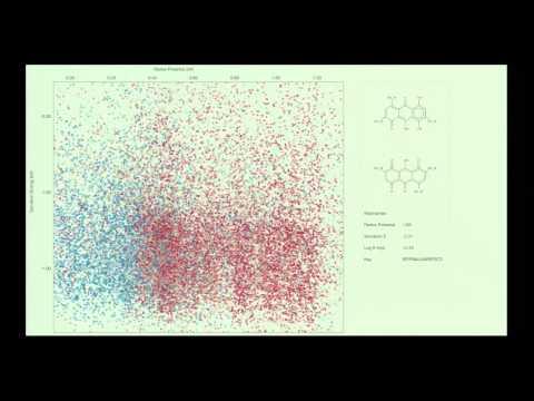 "Alán Aspuru-Guzik: ""Billions and Billions of Molecules"""