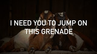 download lagu Goat, Jack & Conor Maynard - Grenade  Lyrics gratis