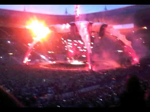 tour de france 2011 xbox 360. U2 concert live 360° Tour City of Blinding Lights Paris Stade de france 2009