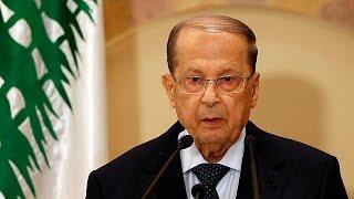 Ex-army commander Michel Aoun elected new president of Lebanon - world