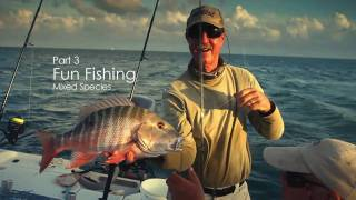 :: Sport Fishing TV :: Catching Mixed Species