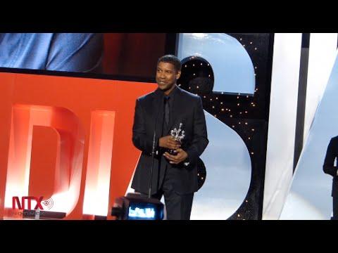 Recibe Denzel Washington Premio Donostia por su carrera