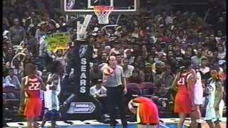 2000 WNBA Finals - Game 1: Houston Comets vs. New York Liberty