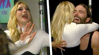 Sophie Turner and Jonathan Van Ness FREAK OUT Over Meeting Each Other (Exclusive)