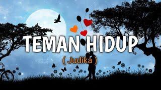 Download lagu JUDIKA - TEMAN HIDUP (aku tetap menunggu) Lyrics/Lirik