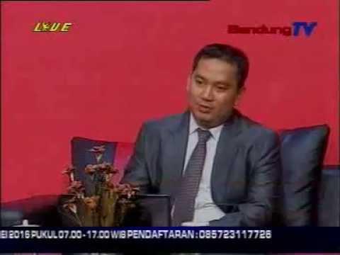 Pendiri PPMI Ustadz Yudi Faisal, S.Ag Dialog Langsung di Bandung TV