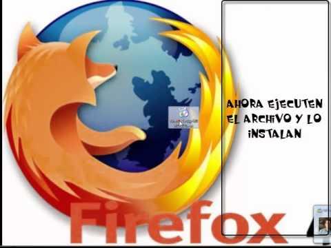 Tutorial Mozilla Firefox-Como descargar e instalar el Mozilla Firefox 4.0 RC.wmv