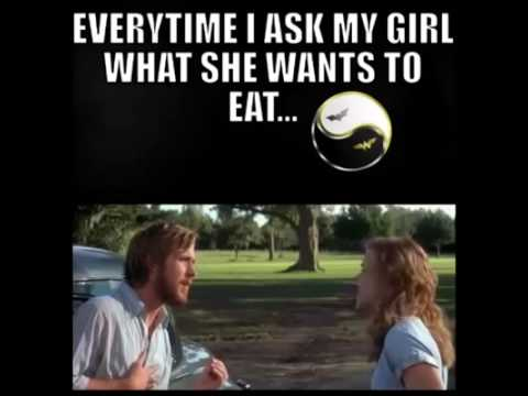 What does a girlfriend want