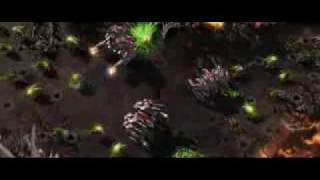 StarCraft 2 - Zerg Trailer (German/deutsch)