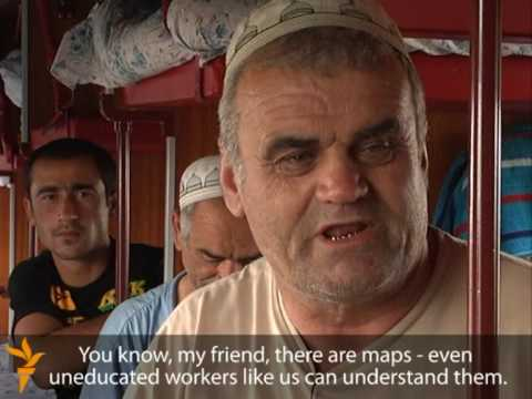 Migrant Express Part 4: Welcome To Turkmenistan