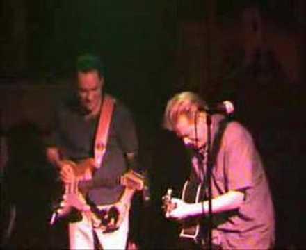 Enrico Crivellaro&Guitar Ray, rippin' it up at the Nix '03