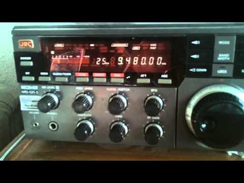 MV Baltic Radio 9480 kHz 06 11 2011 13 41 UTC