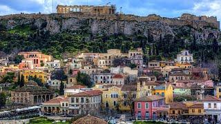 Visit Plaka - Acropolis in Athens