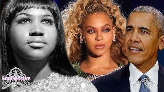 Download Lagu Aretha Franklin passes away | Celebrities give a tribute to Aretha Gratis STAFABAND