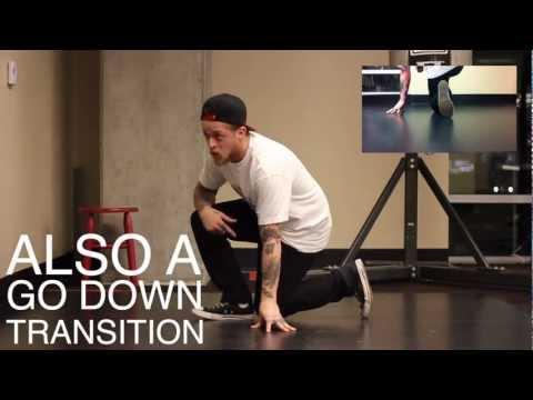 Casper Advanced Footwork Techniques Vol.2 video