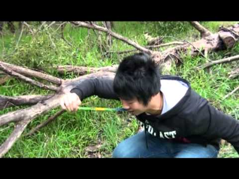 Asian Man vs. Wild - Australian Outback