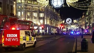 Oxford Circus Incident: One woman injured, say police - BBC News