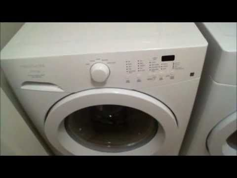 Our Review Of The Frigidaire Affinity Washer- FAFW3801LW