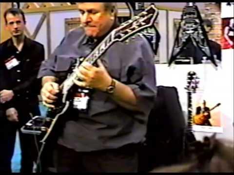 Jazz Guitar Solo @ NAMM 1999