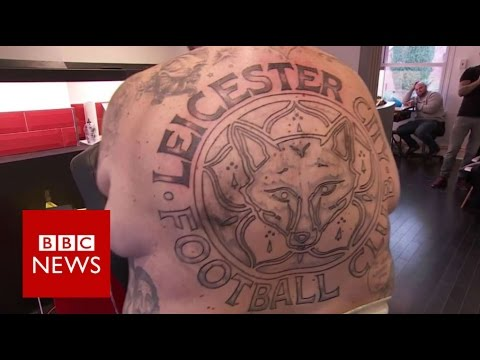 """Sunday could be the biggest day of my life' Leicester City fan - BBC News"