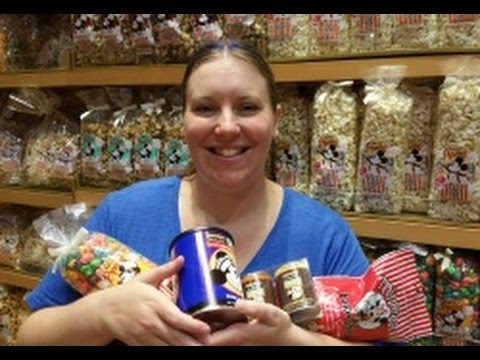 Shopping for Disney Food [with Prices!] World of Disney Gift Shop