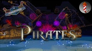 Pirates (MineAthon Opening Ceremonie) - Minecraft Fireworks
