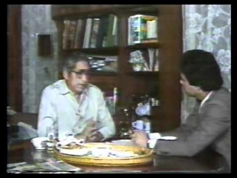 Gilberto Marcos en entrevista con Joaquín Hernández Galicia
