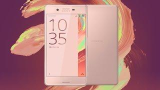 Видео обзор смартфона Sony Xperia X