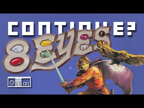 8 Eye's (NES) - Continue?