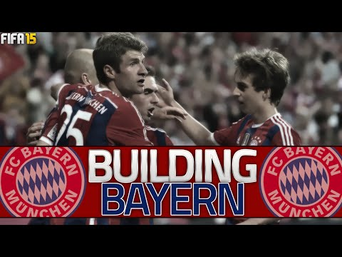BUILDING BAYERN EP24 | DANTE THE CLUMSY OAF!