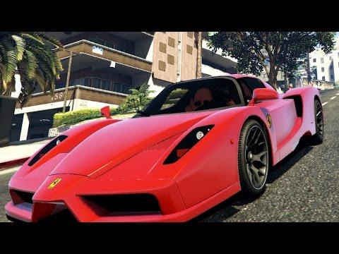 Ferrari Enzo v0.5