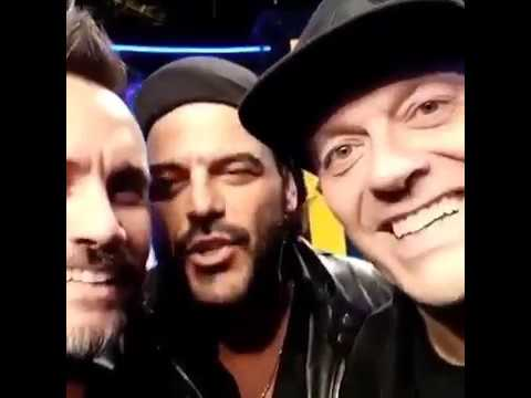 Max Pezzali, Nek, Francesco Renga per