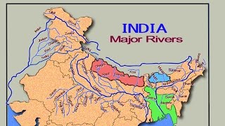 Rivers of India part I
