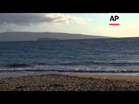 German tourist loses arm in Hawaii shark attack