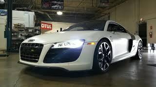 Dubsquared FabSpeed Motorsports Audi R8