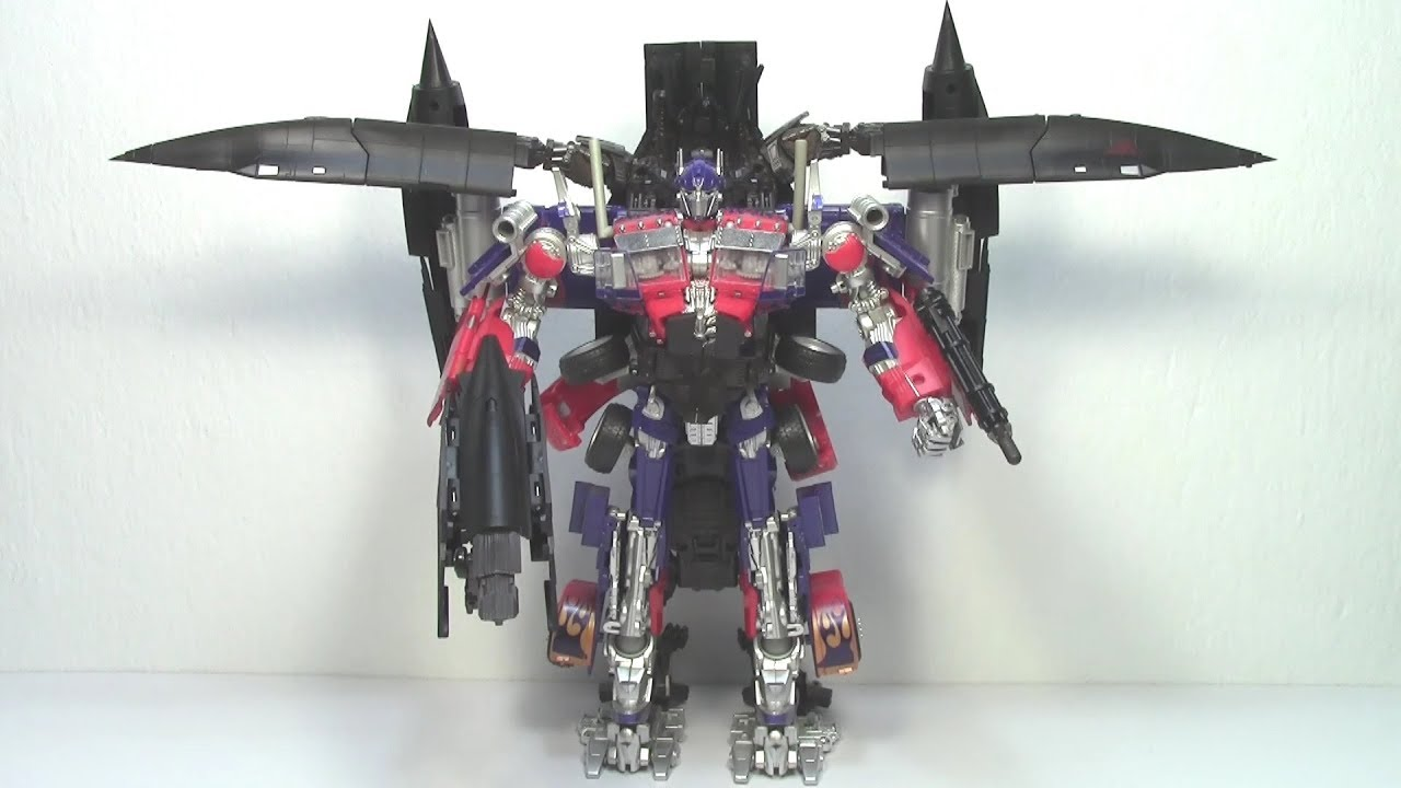 Optimus prime jetfire combined