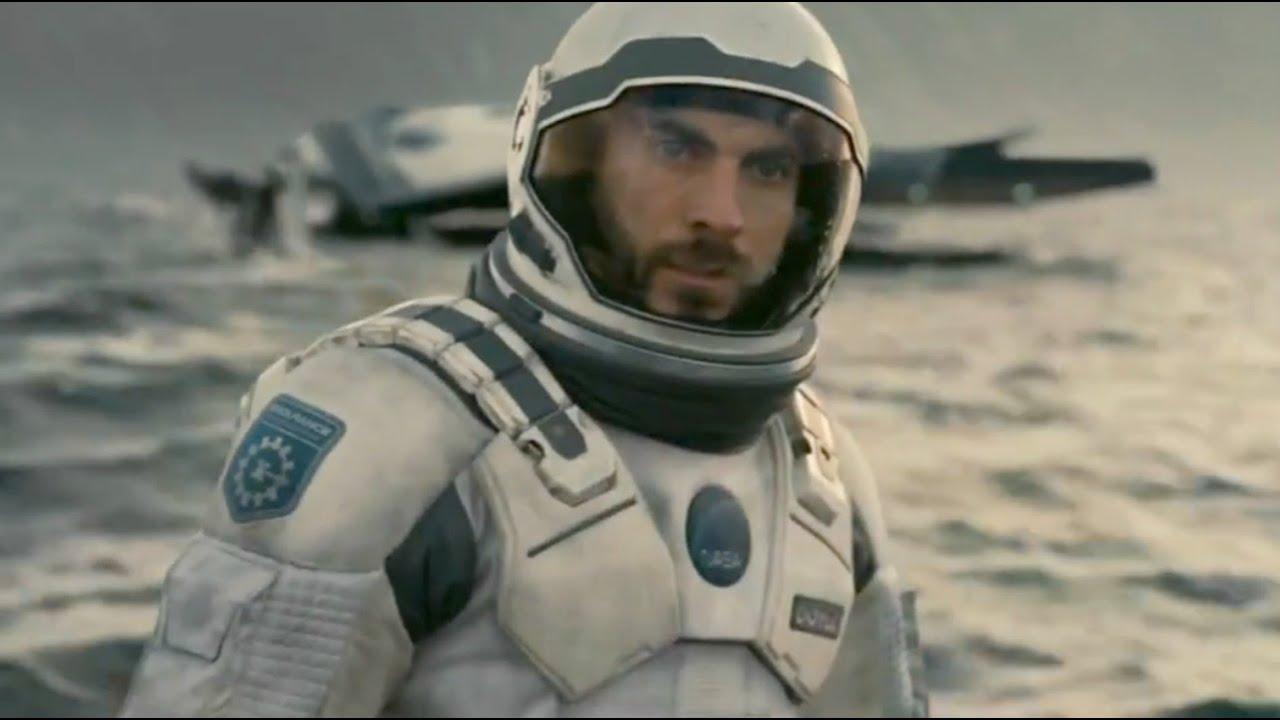 Interstellar - Official Trailer #4 (2014) Matthew ...