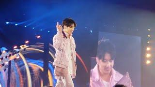 190512 Jungkook Euphoria @ BTS 방탄소년단 Speak Yourself Tour in Soldier Field Chicago Concert Fancam