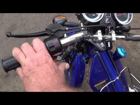 Сигнал звуковой для мотоциклов, мопедов, скутеров, 16 мелодий