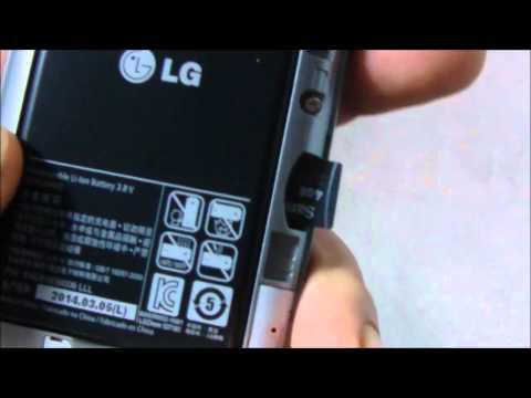 Straight Talk LG Optimus Fuel Review
