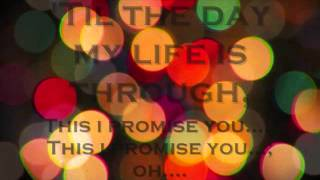 Watch Anthem Lights This I Promise You video