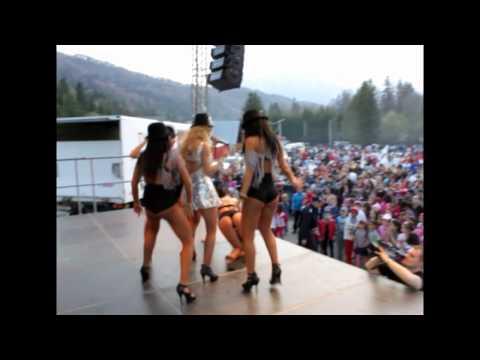 Andreea Balan Concert Azuga 2.05.12 (poze+We found love+Trippin)