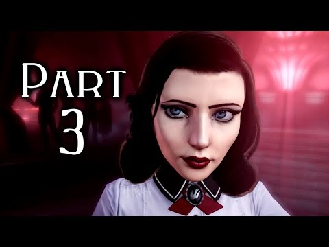 Bioshock Infinite Burial At Sea Walkthrough Gameplay Part 3 - Frosty Splicer - Episode 1