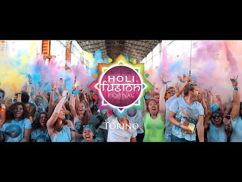 Holi Fusion Festival Torino 2014 - Official Aftermovie
