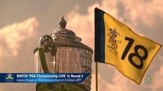 How to watch Tiger, Rory, Rickie in second round of PGA Championship