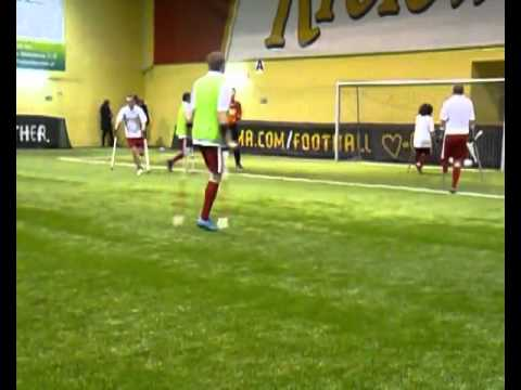 Amp Futbol Polska Amputee Football Poland training
