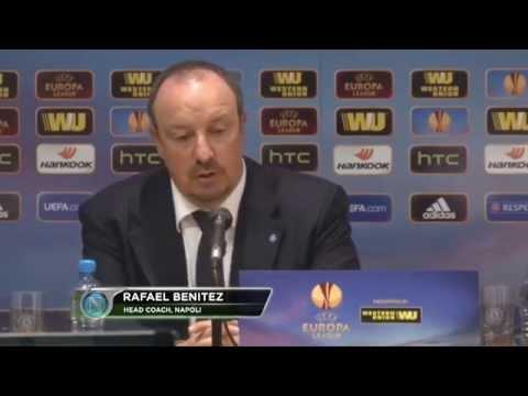 Rafael Benitez zufrieden: