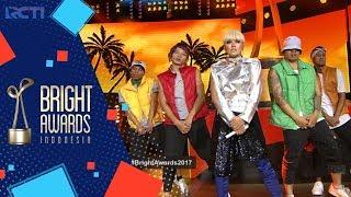 BRIGHT AWARDS INDONESIA 2017 Agnez Mo Damn I Love You 6 Desember 2017