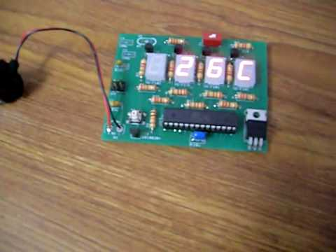 my first avr project!!! (thermyv3)